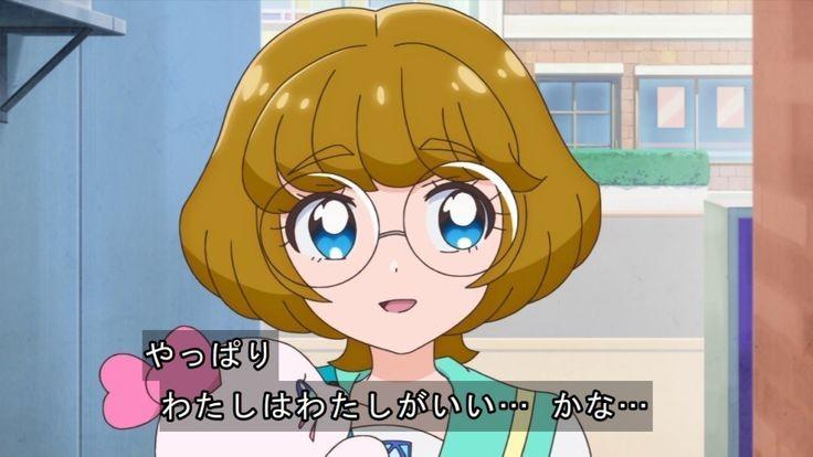 「トロピカル〜ジュ!プリキュア」 素の笑顔を見せたみのりん先輩は可愛いですか?(^-^)