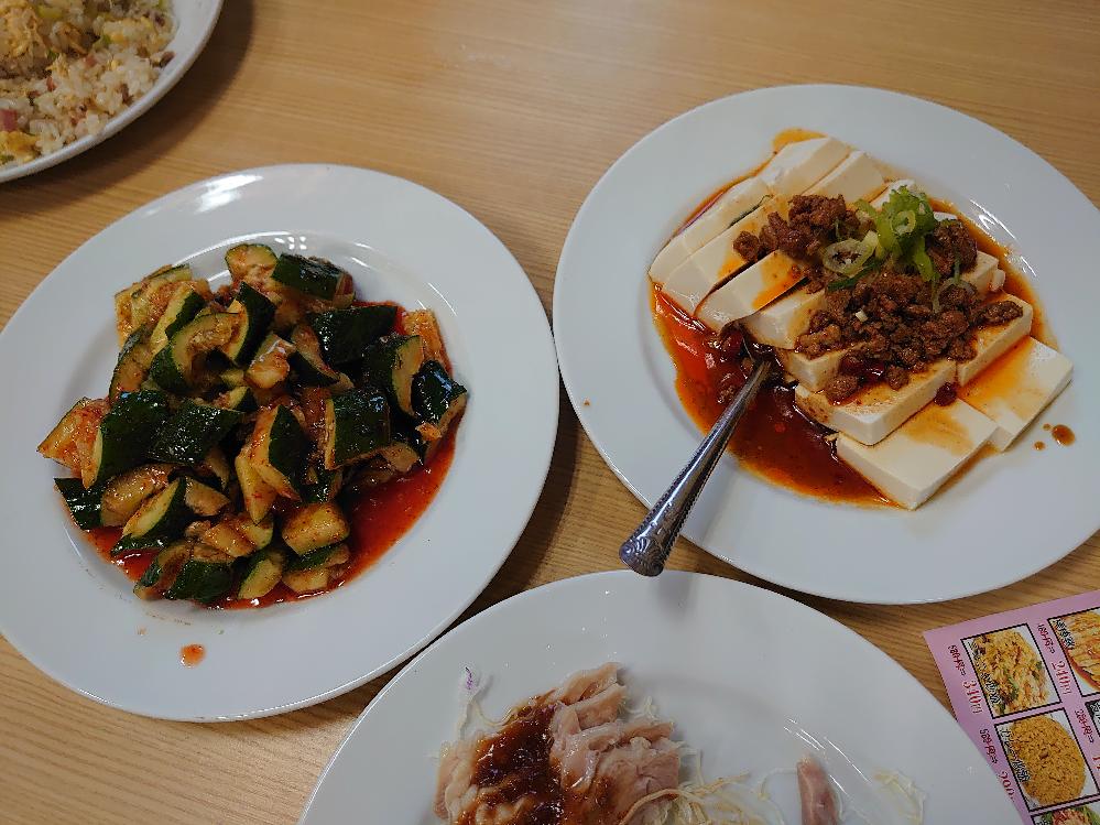 台湾料理やさんで、台湾きゅうりが美味しくて真似した気のですが、上手くいきません。 見るからに、キムチの素とごま油に浸かっておりました。きゅうりは叩きキュウリにしてありました。 アミノ酸の旨味が凄く、キムチの素のせいかなと思っています。何かまだ工夫がしてあったと思うのですが、わかりません。いい案ありましたら宜しくお願いします。