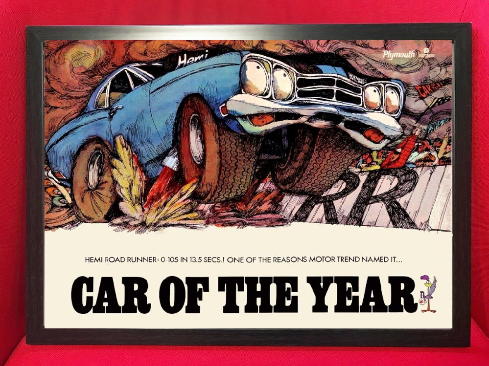 Car of the Yearが文中で使われるとき、Carに冠詞theは常に付くのですか?