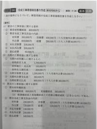 建設業経理士2級の勉強中です。 完成工事原価報告書の労務費、外注費、経費の出し方が解答・解説を見てもどうしてその数字になるのか分かりません、、 労務費:¥1.320.000(うち労務外注費¥380.000) 外注費:¥480.000 経費:¥920.000(うち人件費¥364.000)  材料費に関しては質問している方がいらっしゃったので理解はできました。  お力添えをお願い致します。