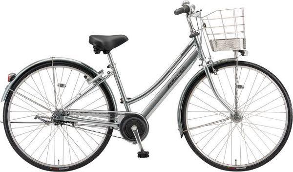 このアルベルトの自転車って、ママチャリっていいます?