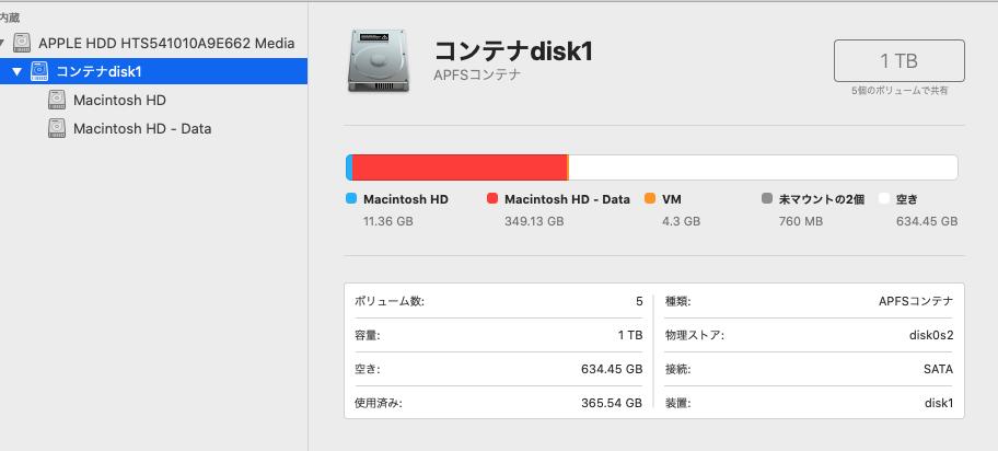 初めまして。 質問① パソコンの動作が遅い件で、解決法を伺いたく質問します。 ❶【使用中のPC】 iMac (21.5-inch 、Late 2012) プロセッサ 2.7 GHz クアッドコア Intel Core i5 メモリ 8 GB 1600 MHz DDR3 OS は、バージョン11.4です。 です。 HDの使用状況は、添付の画像の通りです。 google cromeをメインで使用しています。 下記のリストが、動作が遅い事例です。 ・Lunchpadのアプリをクリックして、立ち上がるまで、1分近くかかる ・ネットの検索時、レンボーカラー(7色)のボールがくるくる回転し、 待てどくらせど、ページが開かない ・ワイヤレスキーボードでの入力が遅い。 (キーボード設定は最速にしていますが、変換速度が遅い) などなどです。 何か良い解決法をご存知の方がおられましたら、アドバイス願えないでしょうか 質問② iMacを改善するのではなく、 新規にモニターを購入し、別のノートPC (macbook )と接続して デスクトップPCのように使用することも検討しています。 ❷【ノートPC】 macbook Air (13-inch 2017) プロセッサ 1.8GHz デュアルコア Intel Core i5) メモリ 8GB 1600 MHz DDR3 OS は、バージョン11.4です。 こちらは、ストレスなくサクサク動きます。 おすすめのモニターなどもアドバイスいただければ幸いです。 (21インチ以上〜24インチ程度範囲で) iMacは、購入から9年経過しています。 やはり、9年経過しているので、動きが遅くなるのは、仕方ないのでしょうか。 以上、2点 よろしくアドバイスお願いいたします。