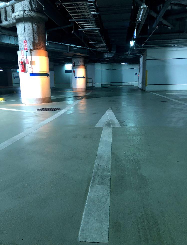 こちらの駐車場、何処か分かりますでしょうか??