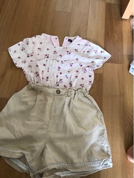 急募 中学生がこの服は、ちょっと子供っぽすぎでしょうか?