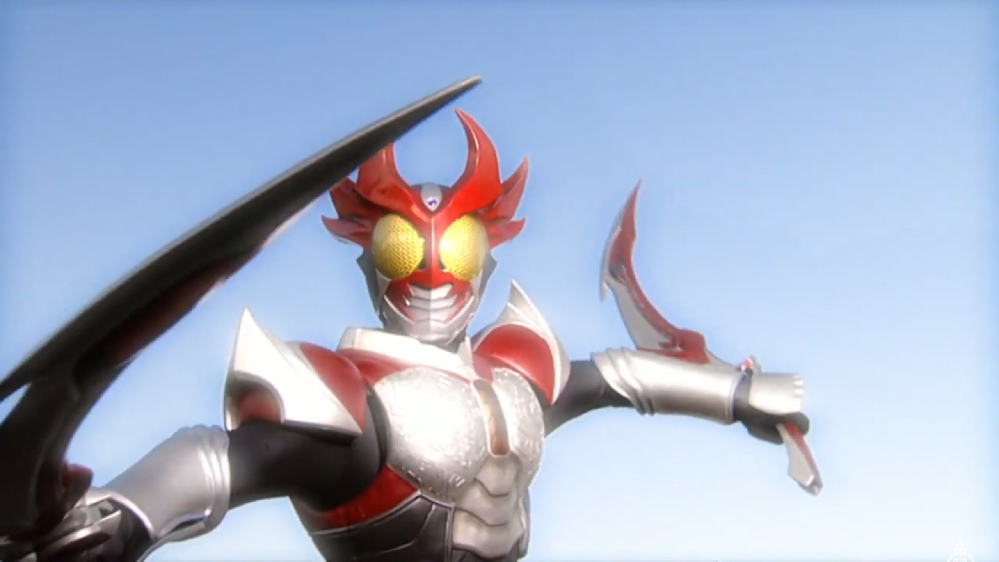 あなたが、次の言葉で思い浮かべるアニメや特撮(作品やキャラクター)は? 「武器を分離、または専用形態に」