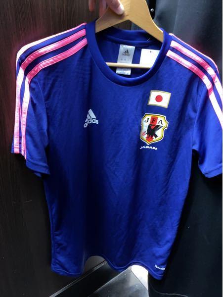 このサッカー日本代表のユニフォームは、いつの時の代表ユニフォームか教えて下さい。