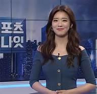 韓国の女性アナウンサーでお目にかかりたい方を教えてくだい。