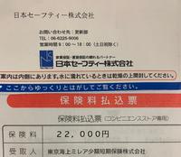 家賃保証の日本セーフティーの保険料、東京海上ミレア少額短期保険株式会社への保険料支払いはセブンイレブンnanaco支払いは可能でしょうか?