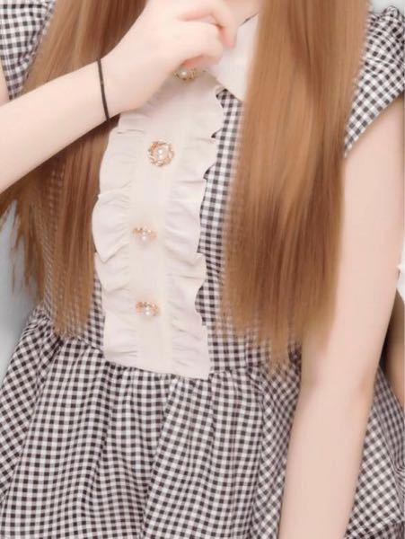 こちらのお洋服がどちらの物かわかる方いませんか?TT 量産型 量産 ブランド