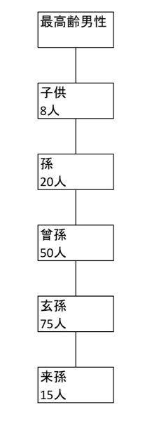 これは家系図ですか?