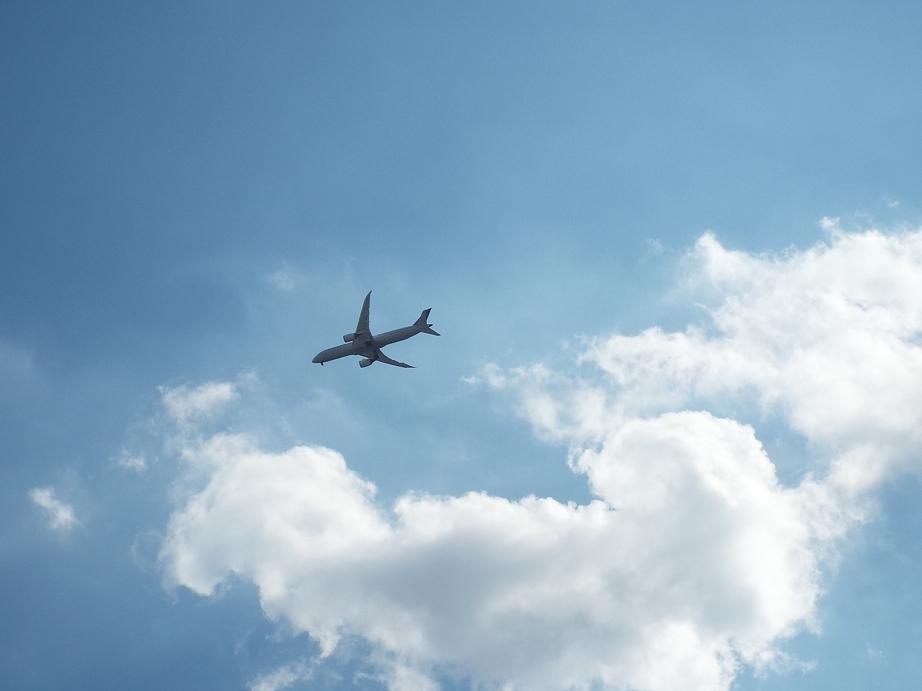 東京五輪開会式の行われた昨日7月23日(金・祝)ですが、昼間渋谷区上空を数分毎に次から次へと、何度も海外の航空機が轟音をあげて低空飛行で通過して行きました。 あれは開会式に参加する海外の選手、関係者を輸送する旅客機で、羽田空港へ向かっていたのでしょうか? コロナのせいで航空機が飛ぶのも減っているはずでしたから驚きました。
