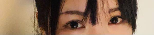 この目の形はアーモンド形ですか?