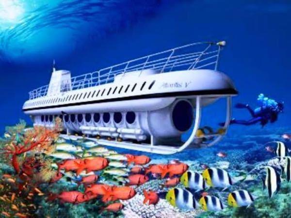 観光用潜水艦のアトランティスサブマリンって安全なのですか? 今度乗ることになってしまったのですが、 魚とか周りにいるそうですが、魚や、他のものとの衝突などで潜水艦が沈没とか沈んだりとかしないですかね? どこからか水が入ってくるかもとか不安です。 大丈夫ですかね?