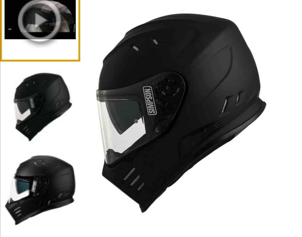 シンプソンのヘルメットですが、バイザーの中にはある黒い小さなバイザーみたいなのは、簡単に出し入れ出来るんですかね?