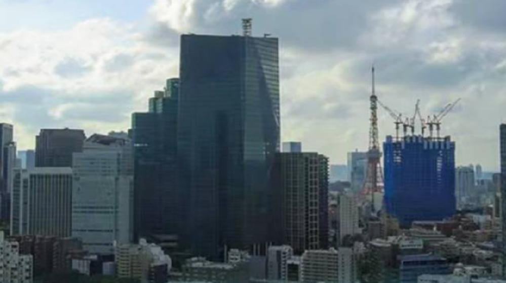 この、建設中のビルの名称教えてください。 お願いいたします。 どの方面から、この景色見られますか?