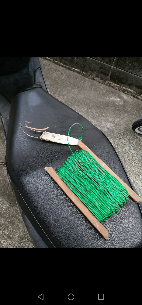 これは何釣り用ですか? 何を針に仕掛ければいいですか? 漁港から下に落とせばよいのでしょうか? 素人のためたくさん質問してしまい申し訳ございません。 宜しくお願いいたします。