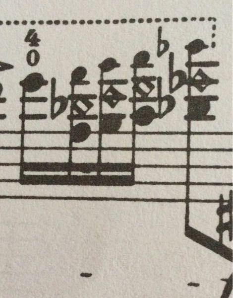 ヴァイオリンです。これはどのようにして弾きますか?何線をのどこをおさえて何線を弾く、と教えて頂けると嬉しいです!!