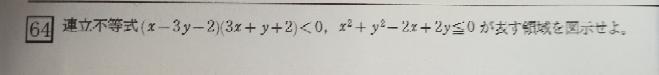 この問題の解き方を教えて欲しいです。お願いします(>人<;)
