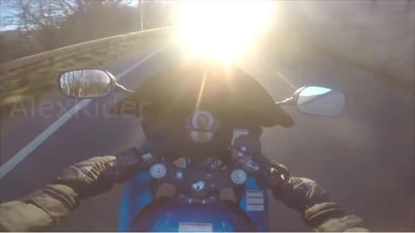 スズキのバイクだと思いますが、なんというバイクでしょうか?