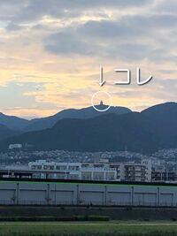 武庫川から六甲山を見ると、山頂付近になにか人の形にも見えなくはない建造物が見えます。何かご存知の方おられますか?