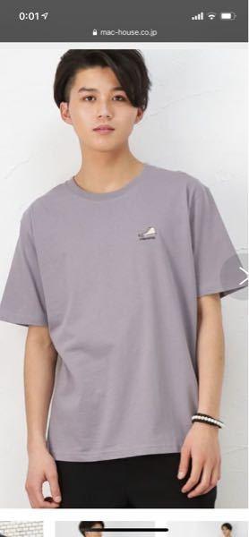 至急お願いします! 画像のTシャツを買ったのですが、これに合うボトムスを教えてください。スカート以外でお願いします 女性です。Tシャルの色はベージュです。