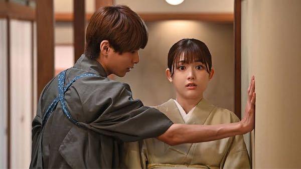 男性に質問。 ドラマ『シネマコンプレックス』で壁ドンをされて驚いている顔をしている坂村まひろ役の女優・松村沙友理さんが可愛いと思いますか?