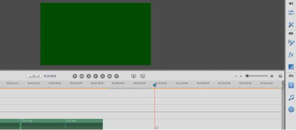 obs studioで生配信後、録画動画を編集しようとするとpremiere elementsの動画が緑色になり音しか入っていない状況になります。 編集ソフトはpremiere elements...