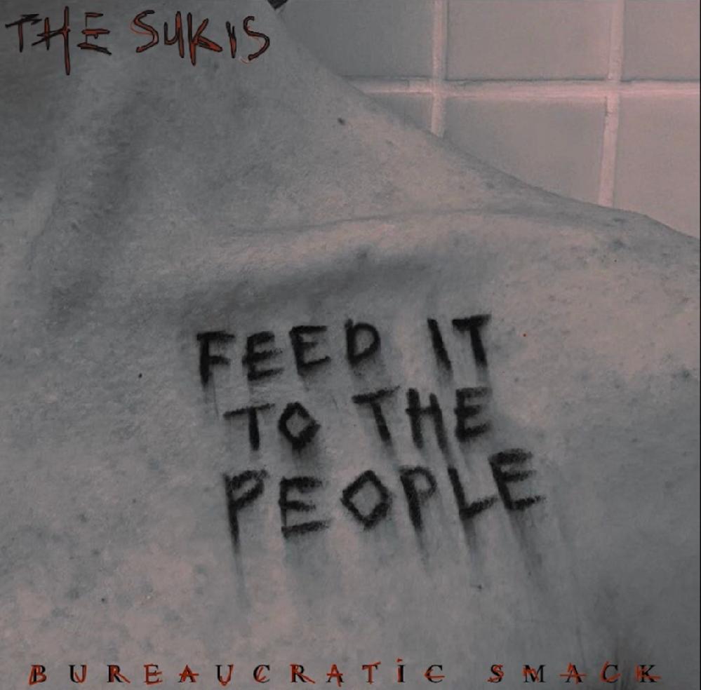 歌詞がわかる方いましたら教えていただきたいです。 The sukis というバンドの bureaucratic smack という曲で、とてもかっこよく最近ずっと聴いているのですが、マイナーアー...