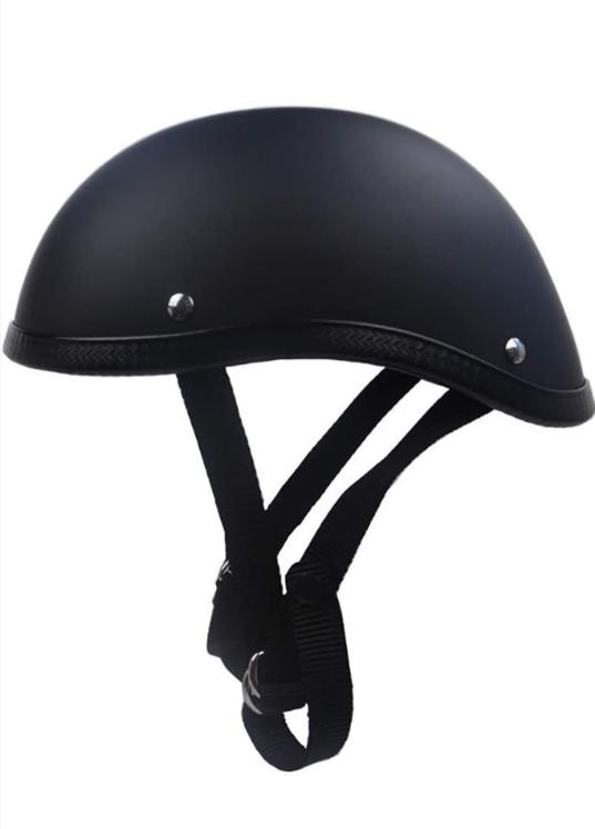 ビッグバイクのネイキッドでオールドタイプ?みたいなヘルメット被ってる人見たらどう思いますか? CB1300とか。