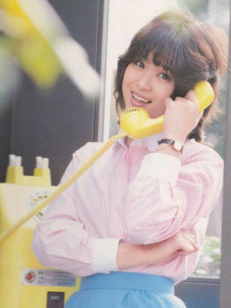 松田聖子は電話好きですか?