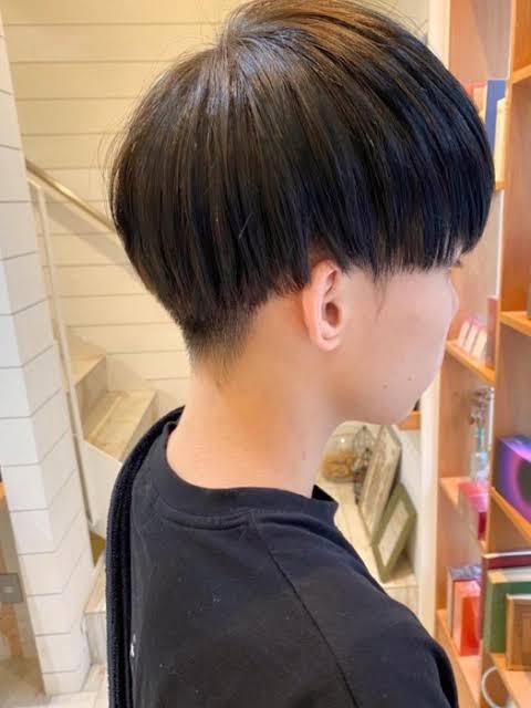 どうオーダーしたらこの髪型になりますか?