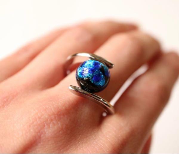 ハンドメイド指輪のパーツを探しています。 天然石を使って写真のような指輪を作りたいのですが、このようなパーツはどこで買えますでしょうか? サイトのURLを教えてくださるとたすかります。 日本のサイトは勿論、アリエクスプレスのような安価なサイトだと助かります。 よろしくお願い致します。