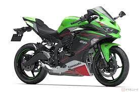 バイクのカラーリングについて 7/29 Ninja ZX-25R KRT 2022モデルが正式発表されました。 カラーリングはZX-10R/6R KRT 2021モデルと同じでした。 ということは2022年モデルのZX-10R/6R KRTも2021モデルのカラーリングのまま販売を続けるということでしょうか?