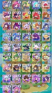 ぷよクエのフェスキャラでどのカードを強化すべきか、またまぜまぜしていいのはどのカードか分からなく困っています、、 アドバイスお願いします。