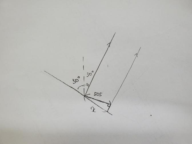 Xの長さはなにになりますか?