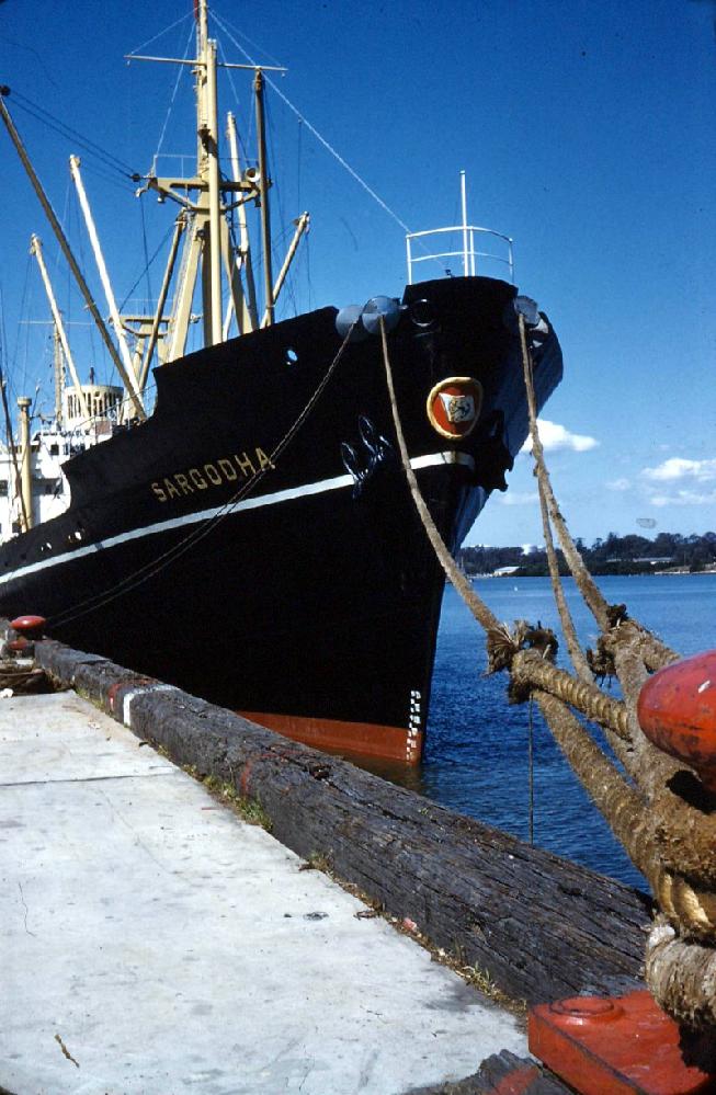 なぜこういう船のことをDry Cargo Boatというの?