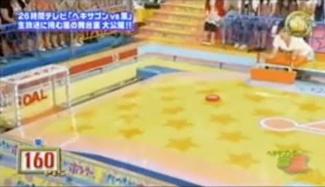 【急】文化祭でvs嵐のバウンドホッケーをやることになりました!ゴールの自動の動かし方を教えてください!!できれば簡単そうなものがいいです。 ↓画像貼りました。壁にぶつかったら戻ってずっと左右に動...