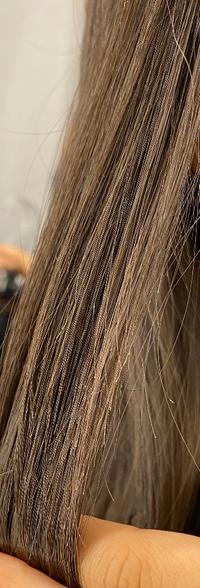 こんな感じの枝毛と切れ毛が多いです、どうしたら無くなりますか?良いオイルなどあったら教えてください、、