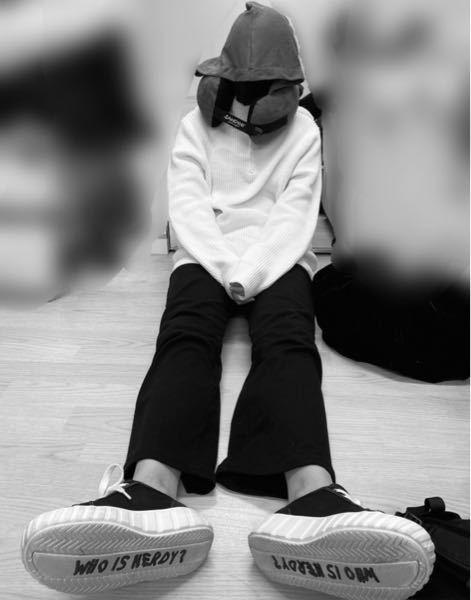 この、藤吉夏鈴さんが履いているスニーカーが気になるので、わかる方いたら教えてください