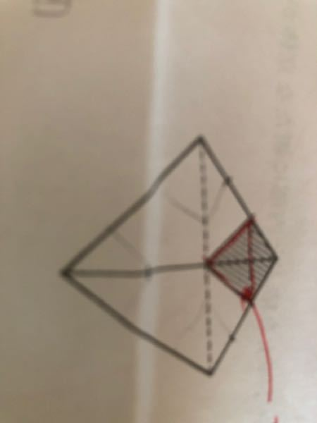 1辺の長さが3の正四面体の各頂点から、1辺の長さ1の正四面体を全て切り落とした。残った立体の頂点の数と辺の数の和はいくつか。