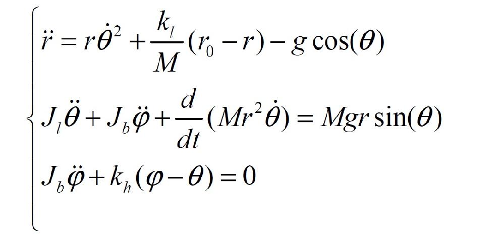添付の非線形微分方程式は可積分系でしょうか?非可積分系でしょうか?変数はr(t),θ(t),φ(t)です.よろしくお願いします.