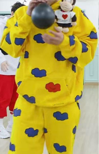 キムヨハンくんが着てるこの服どこの服かわかる人いませんか、、、?