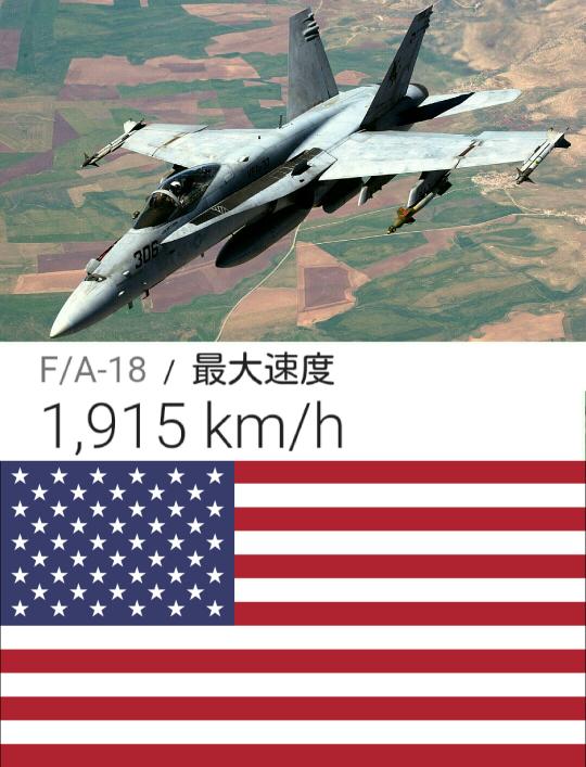 [F/A-18]とゆう、アメリカの戦闘機で、羽田から北海道まで行くシミュレーションが、ユーチューブでありましたが、さすが、アメリカの戦闘機だけに、めちゃくちゃかっこようて、まさにヒーローでしたが、 3