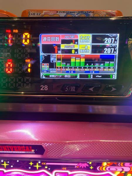 736スイカ 22すいか 115確定役 380チェリーでこれはありえますか?