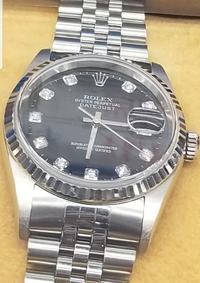 ロレックス デイトジャスト  この時計が気に入ったので購入を考えておりますが68万円は妥当でしょうか?  詳しい知識がないのでよろしくお願い致します  物は本物です