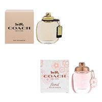 彼女へのプレゼントで、COACHの香水のオードパルファムとフローラルオードパルファムだとどちらがおすすめですか?