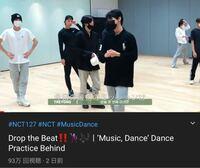 NCTのYouTubeで1番最近でた練習動画は何の曲を 踊っているんですか? カムバの曲ではないことは分かったんですが、いつの何の曲か教えてください!