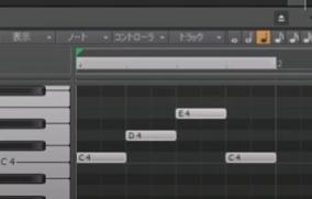 cakewalkでのピアノロールのノード音階表示について cakewalk BandLab(sonar)を使い始めてから他の方の動画を参考に勉強することが増えたのですが、その画面では画像のように...
