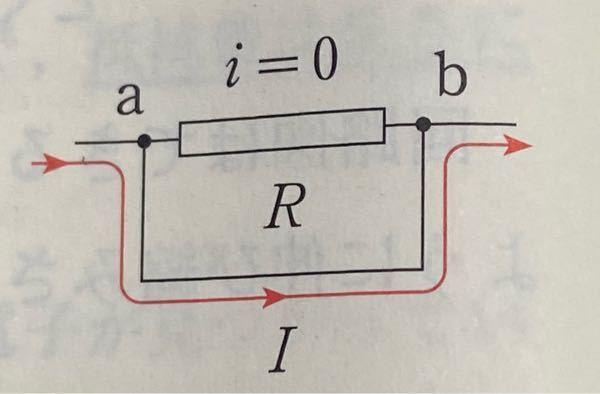 ショートするとき、電流が抵抗の方を流れないのはなぜですか?通る前から先に抵抗があると電流は予測できるのですか?