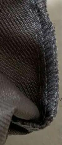 こういう縫い方はミシンで出来るのですか??